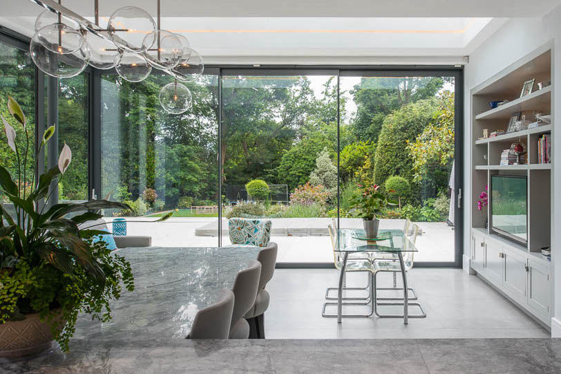 House Extension Ideas Kitchen Extension With Kitchen Island
